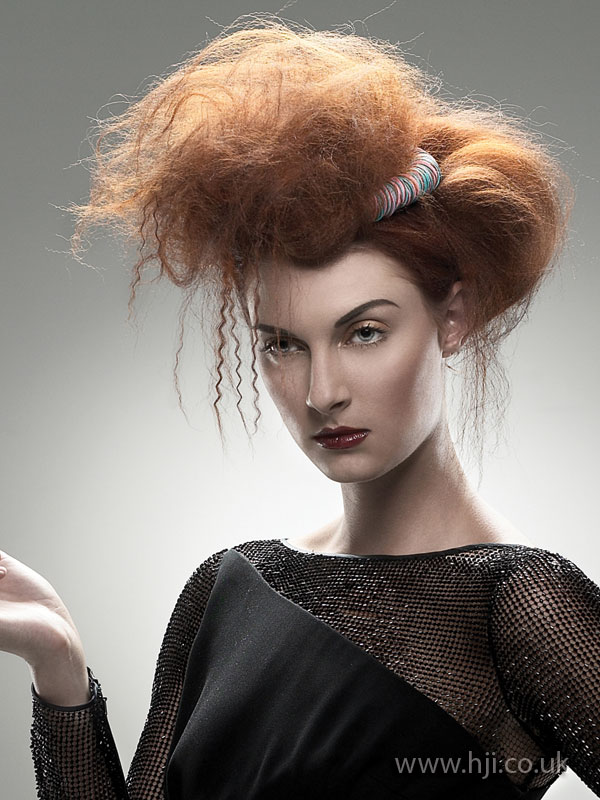 2009 redhead crimped