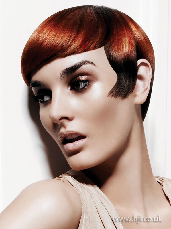 2009 redhead short