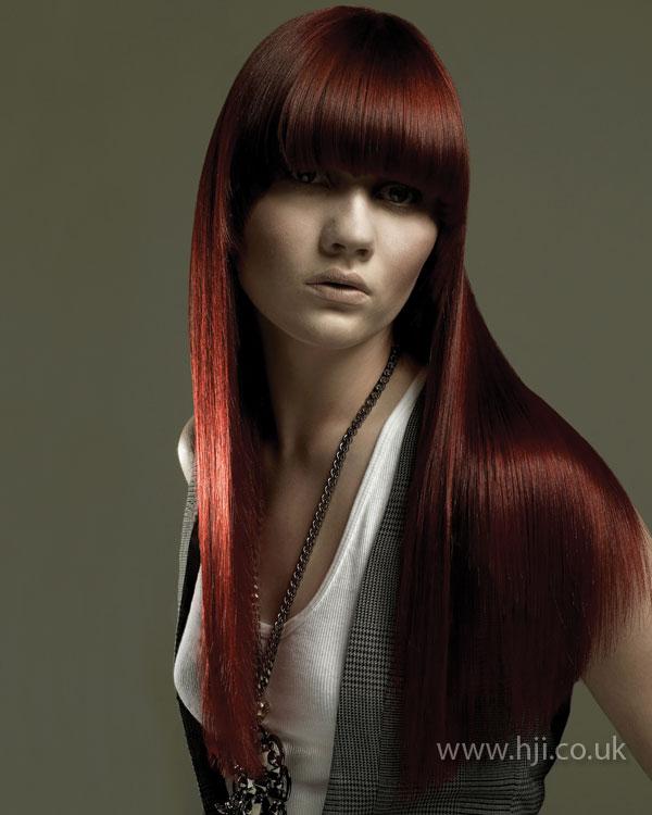 2009 redhead straight