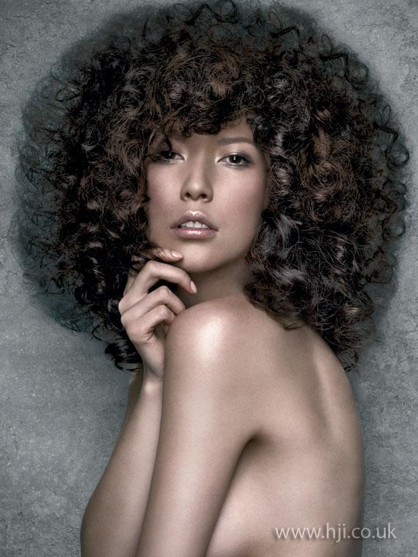 2009 round curls