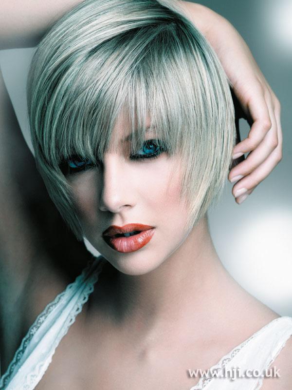 2009 sleek bob hairstyle