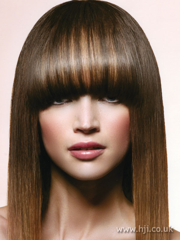 2009 sleek fringe