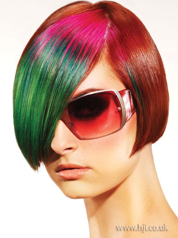 2009 vibrant colour