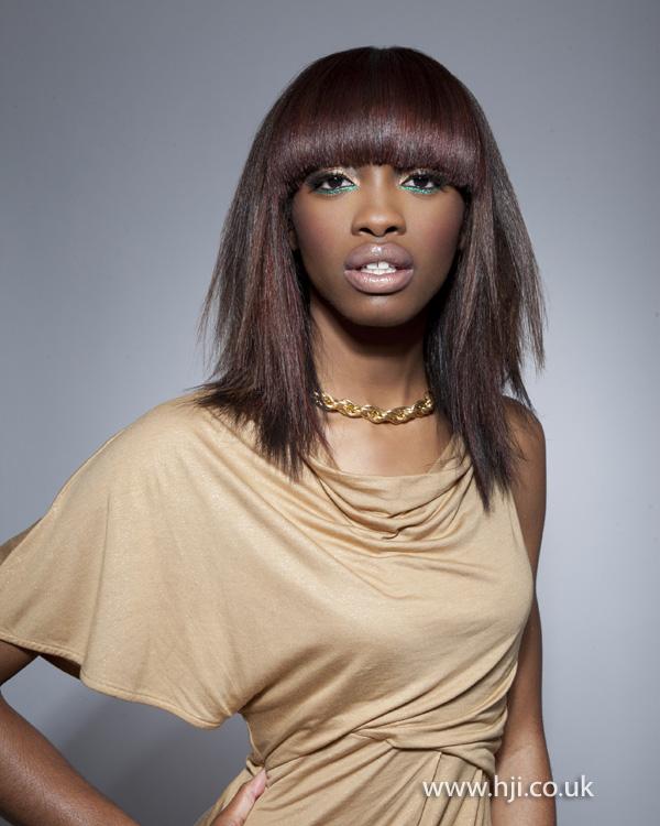 2011 afro heavy fringe