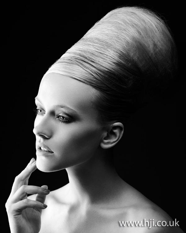 avant garde hairstyle - 2011