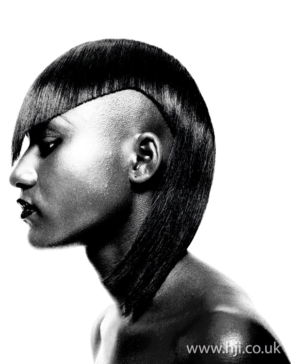 avant garde hairstyle from 2011