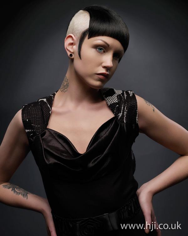 2011 black white