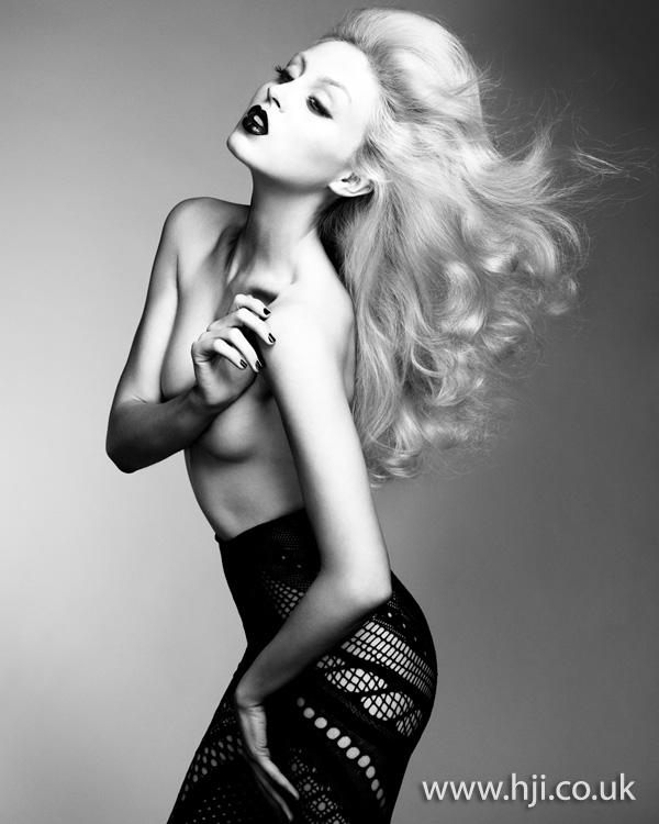 2011 blonde long