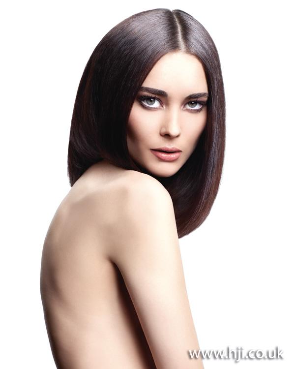 2011 glossy brunette1