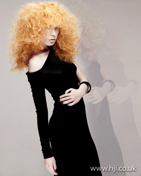 2011 orange avant garde