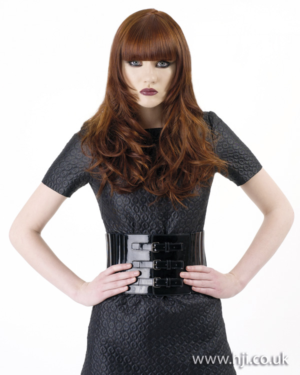 2011 redhead curls