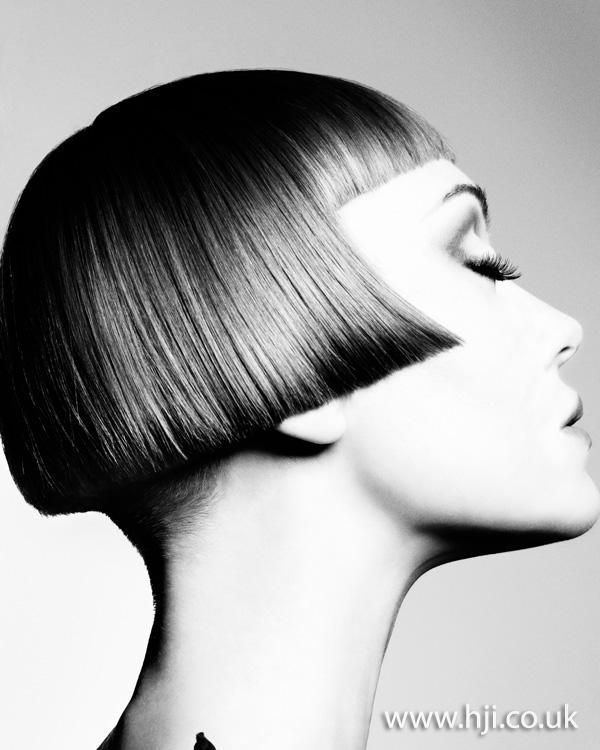 short bob hairstyle - 2011