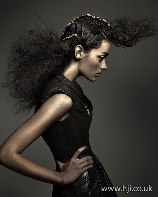 2012 avant garde hairstyle