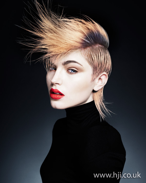 hairstyles essay Somewhere between laid-back and ladylike, this look works on long or short hairstyles and is ideal for tucking away unruly bangs the knot's location—at the crown of the head—draws attention to the eyes and the cheekbones, giving your face an instant lift.