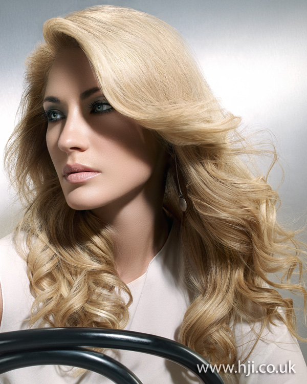 2012 classic curls womens hairstyle