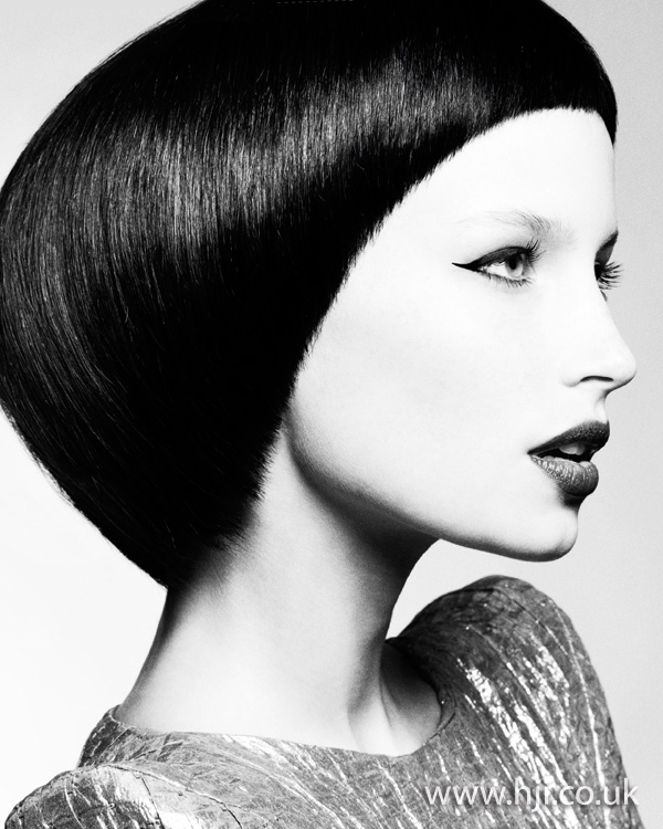 2012 curved shape womens hairstyle