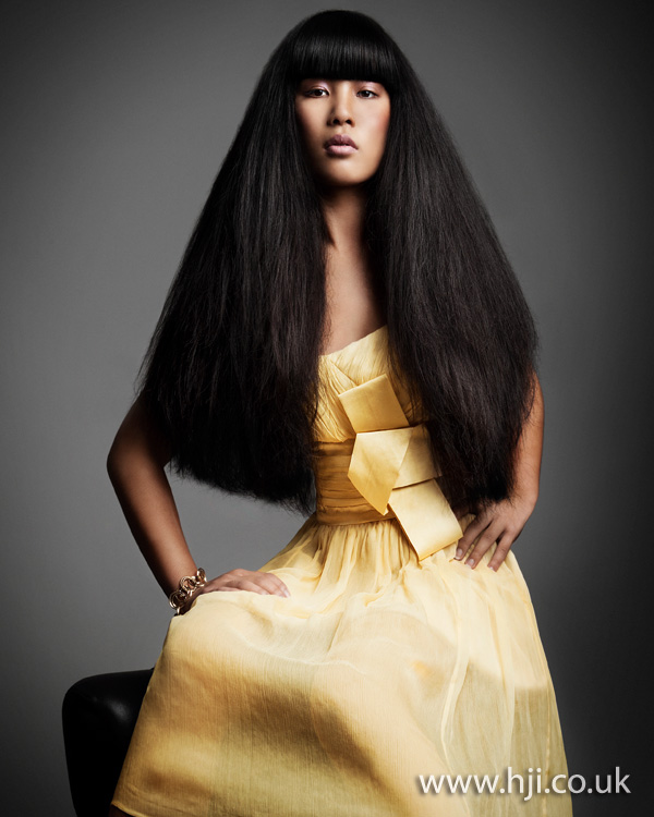2012 extra long womens hairstyle