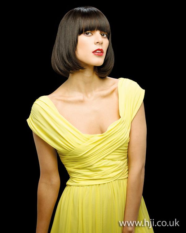 2012 fringe bob womens hairstyle