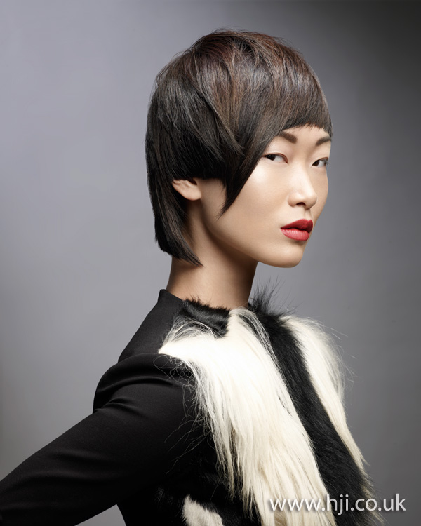 2012 graphic short womens hairstyle