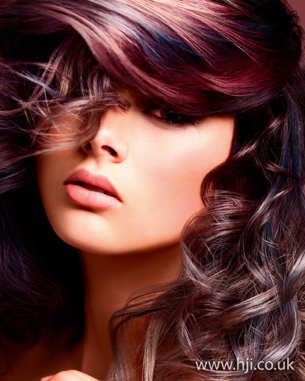 2012 long brunette curls womens hairstyle1