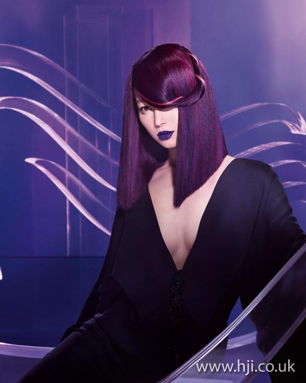 2012 purple long