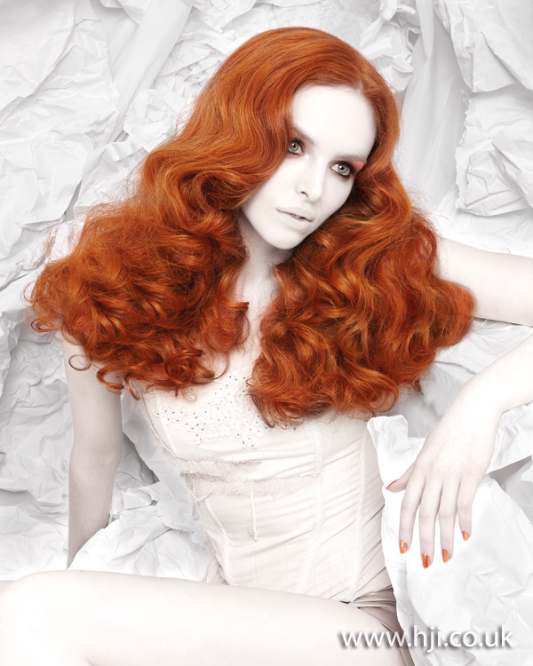 2012 red curls womens hairstyle1