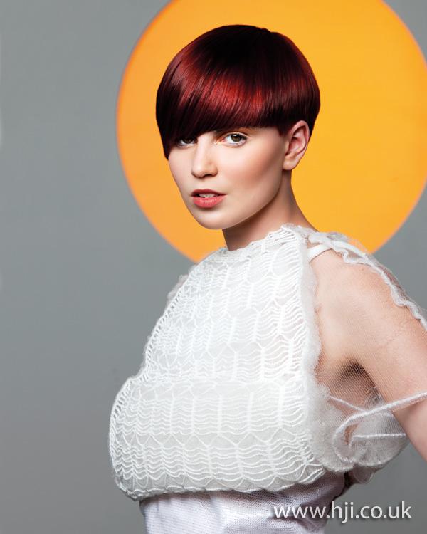 2012 redhead fringe