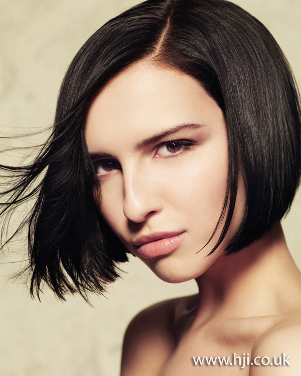 2012 short brunette womens hairstyle