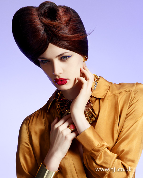 2012 turban style womens hairstyle