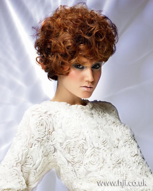 2012 volume curls redhead womens hairstyle