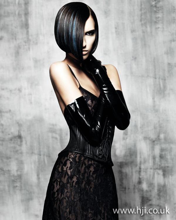 2012 womens hairstyle creative bob