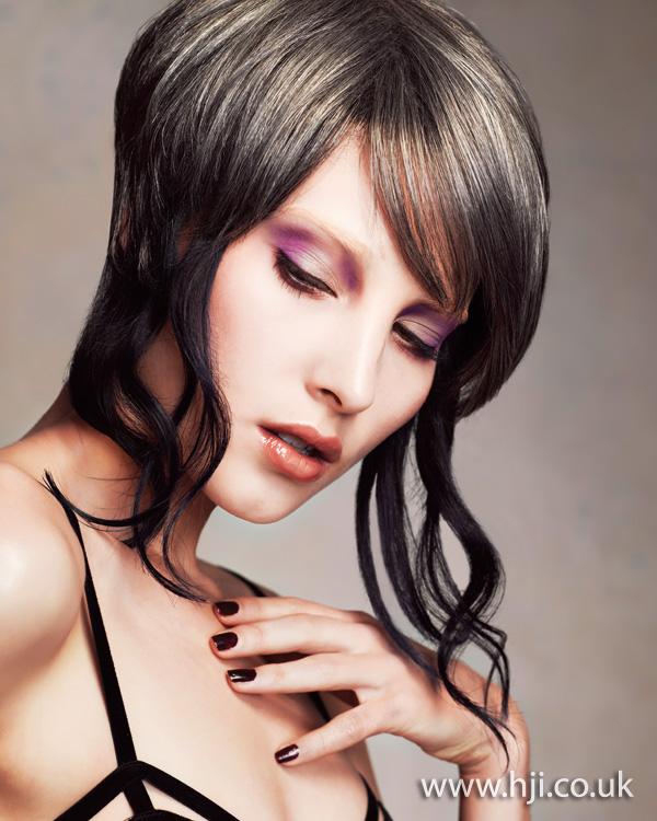 2012 womens hairstyle fringe layered