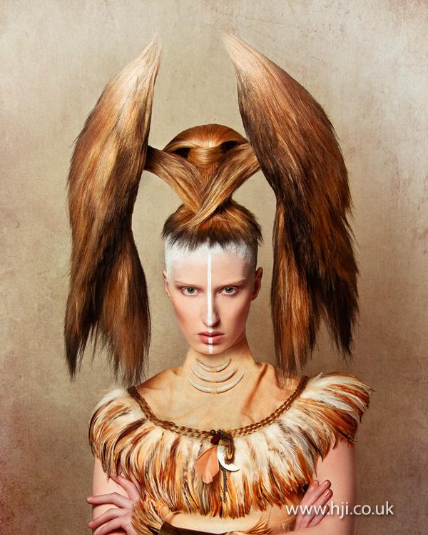 2013 avant garde hair