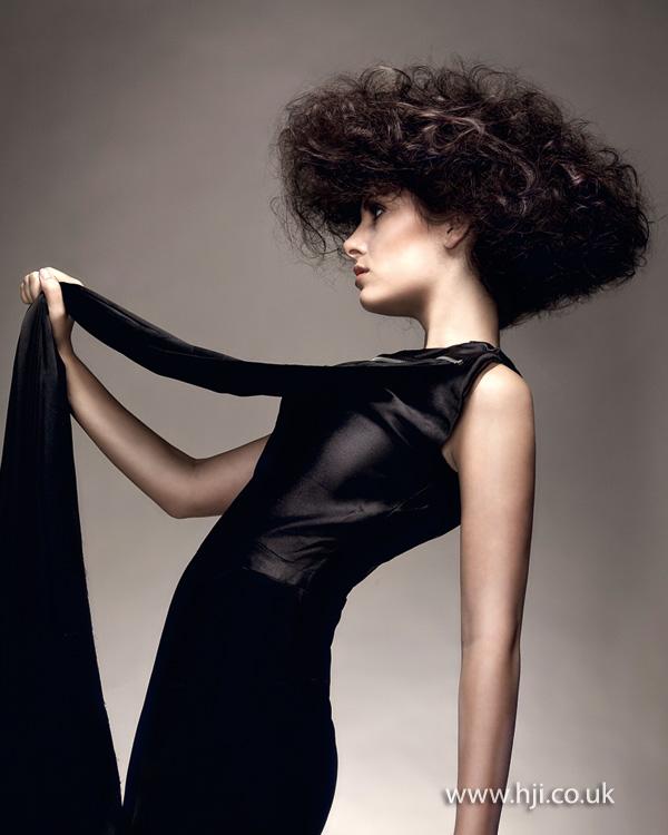 2013 volume curls hair