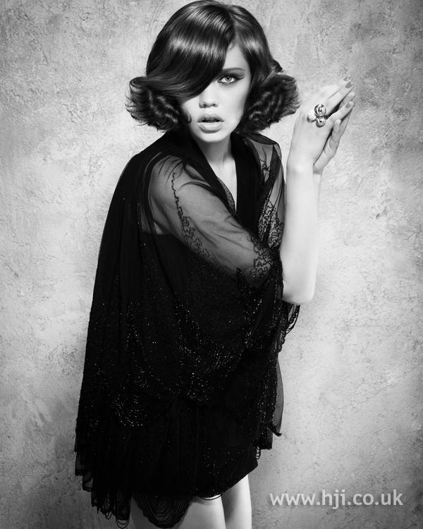Adele Bourne BHA NE2 hairstyle
