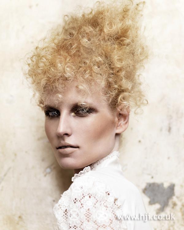 Alexander Turnbull BHA NE5 hairstyle