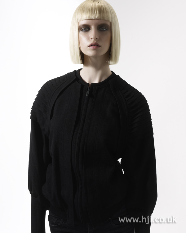 Anne McGuigan BHA Eastern4 hairstyle