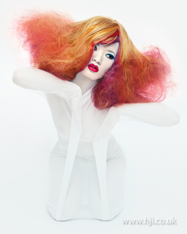 Anne Veck BHA Avant Garde8 hairstyle