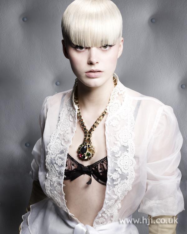 Hannah Gordon BHA NE2 hairstyle