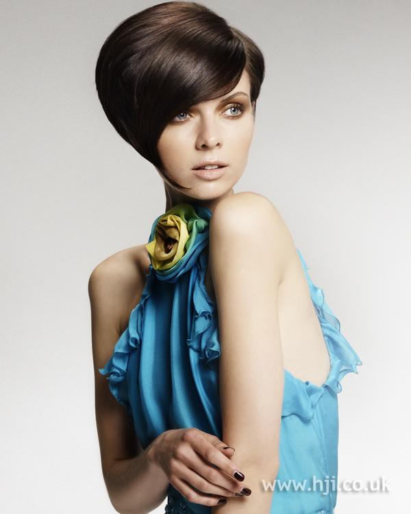 Jill Watkins Wright BHA NE5 hairstyle