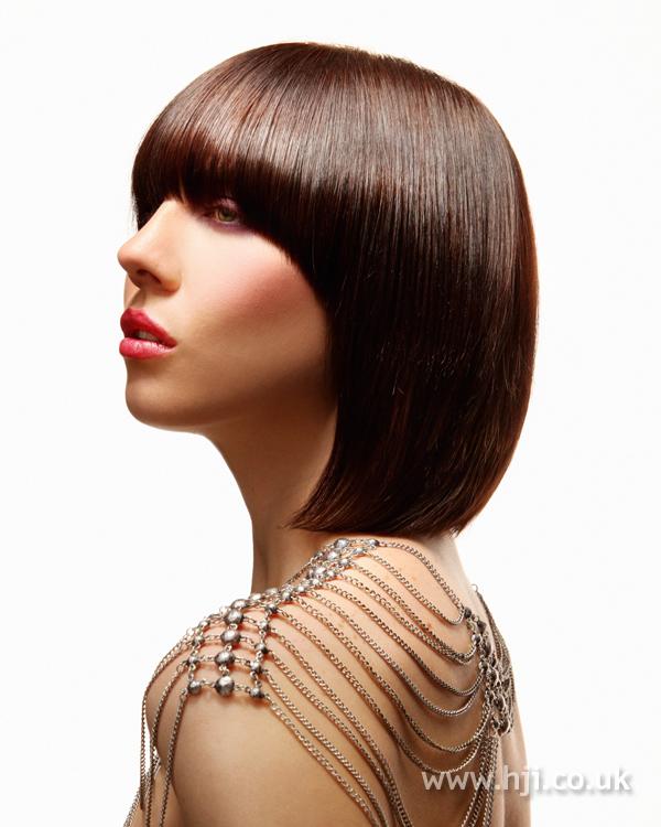 Joseph Ferraro BHA NE5 hairstyle