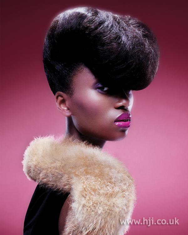 Michelle thompson bha Afro1