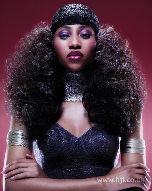 Michelle thompson bha Afro4 hairstyle