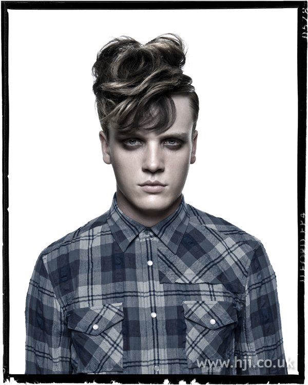 Ross Strong BHA Men2 hairstyle