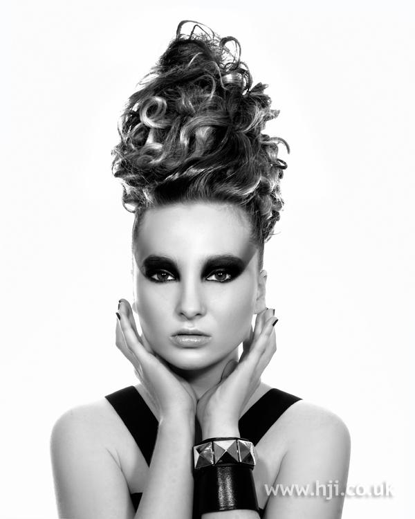 Sarah Summer BHA NE1 hairstyle