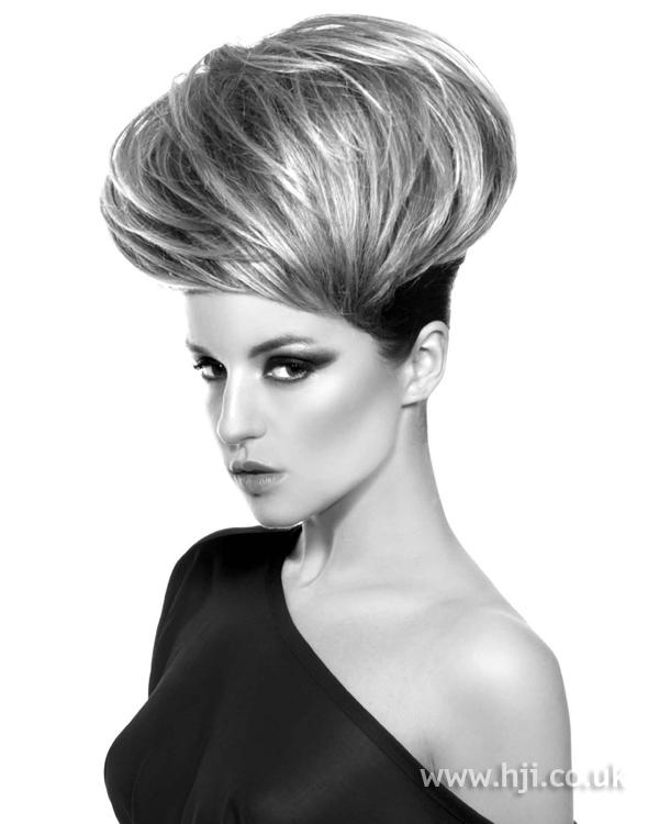 Sarah Summer BHA NE6 hairstyle