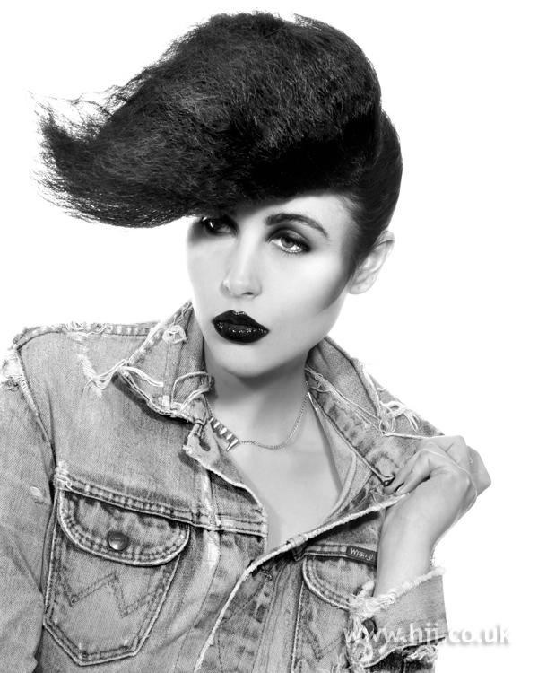 Sarah Summer BHA NE7 hairstyle