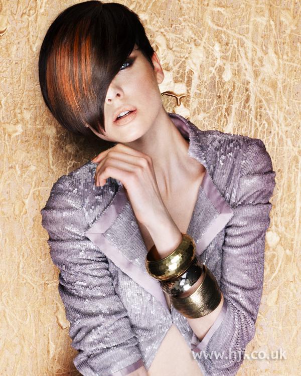Terri Kay BHA Eastern6 hairstyle
