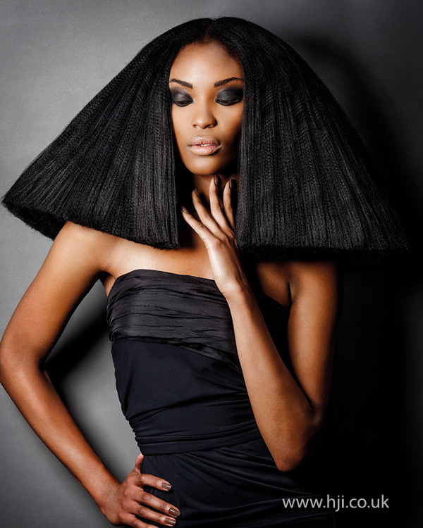 2013 volume afro long hair