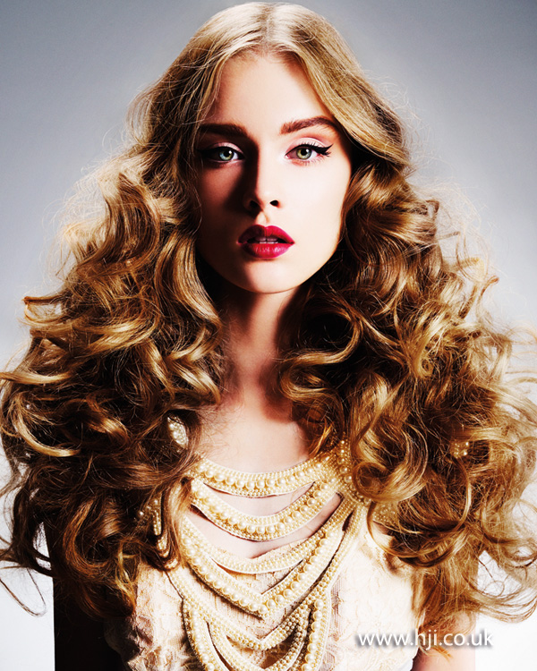 2014 women long curls